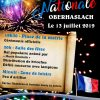 Fête Nationale 2019 — <em>Oberhaslach</em>