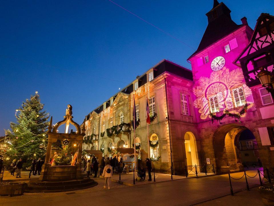 Noël à Rosheim (marché de Noël) 2019 Rosheim