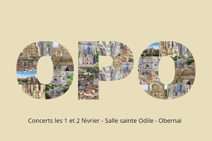 Concert Orchestre Philharmonique 2020 Obernai