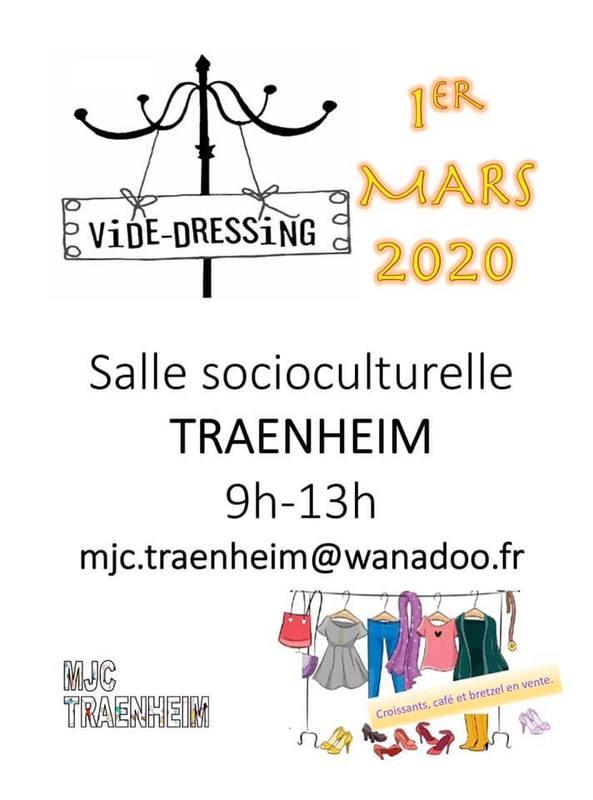 Vide-Dressing 2020 Traenheim