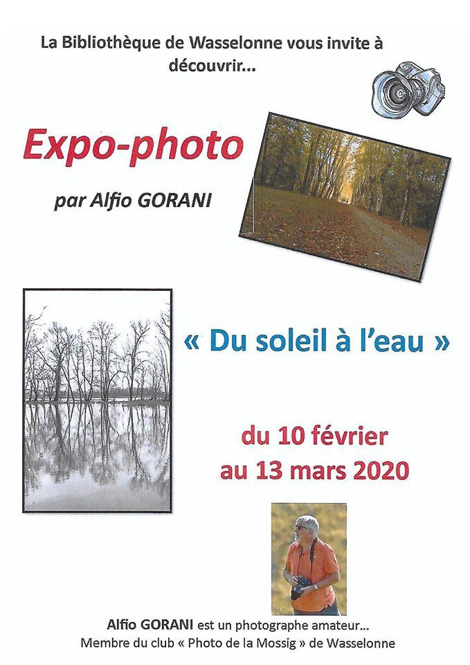 Expo-photo Du soleil à l'eau Wasselonne