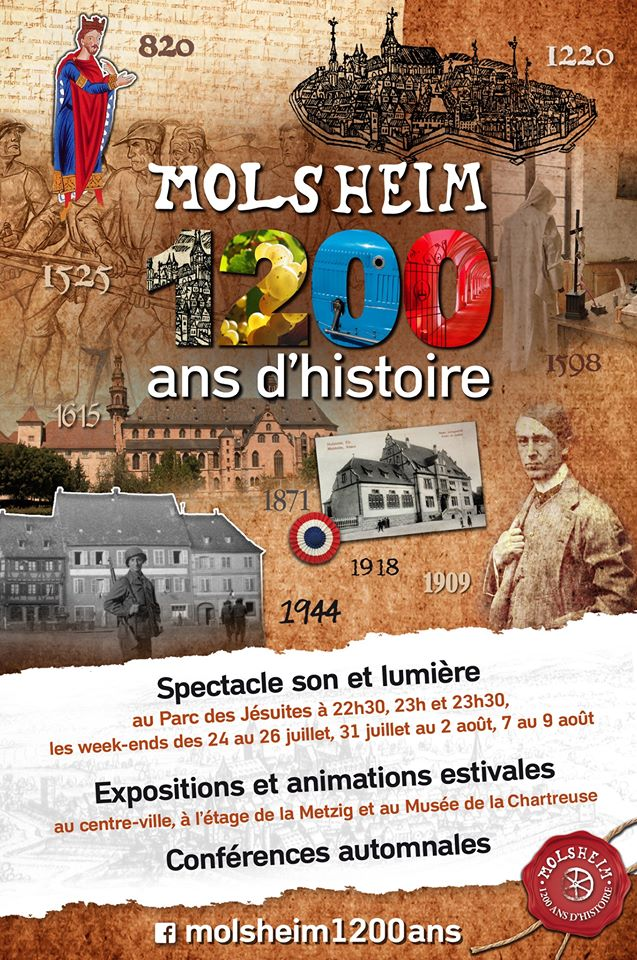 Molsheim 1200 ans d'Histoire