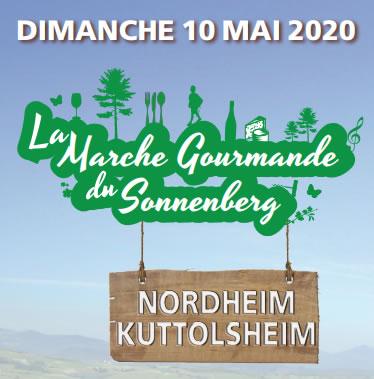 14e Marche Gourmande du Sonnenberg 2020 Nordheim