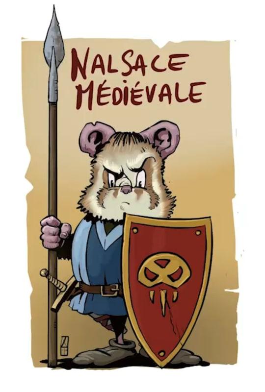 Fête médiévale des Namis de la Nalsace Molsheim