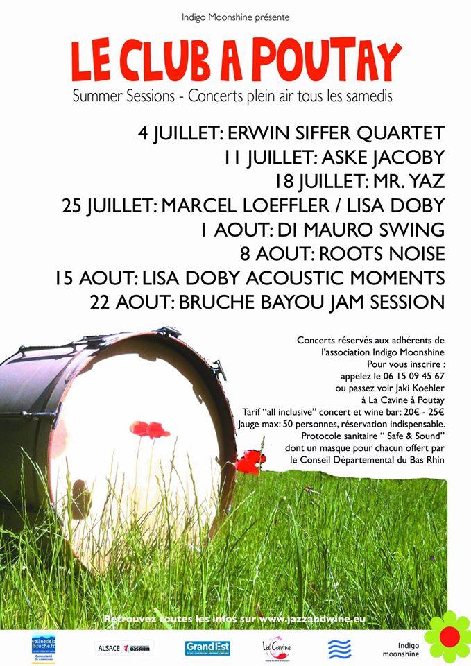 Summer Sessions au Club à Poutay 2020 Plaine